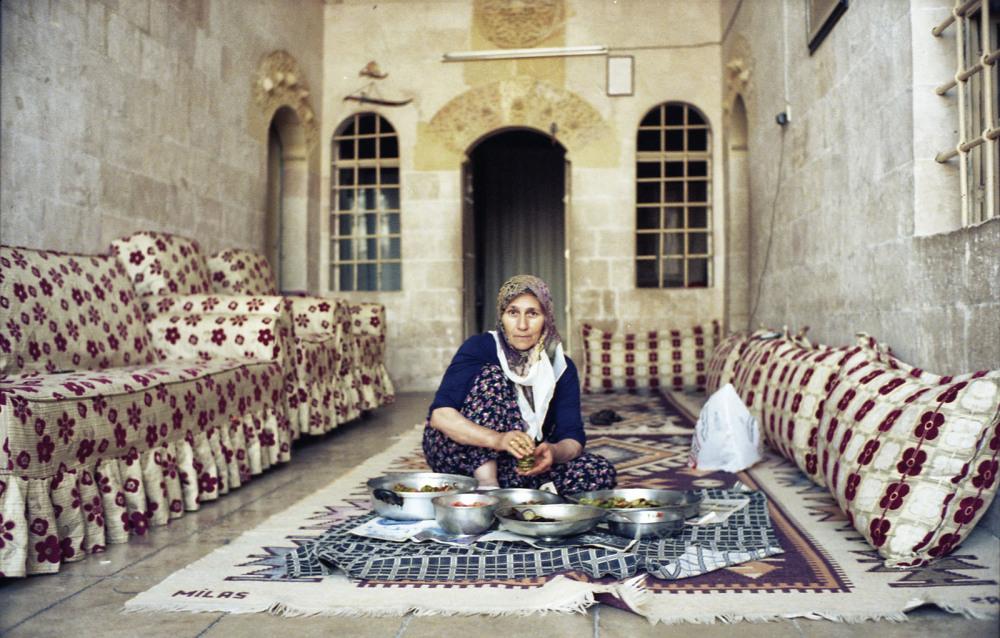 Mardin woman