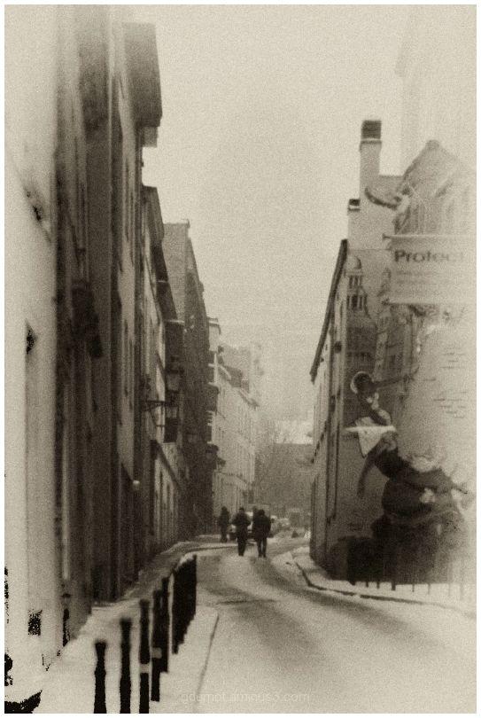 The Marollen neighbourhood in Brussels