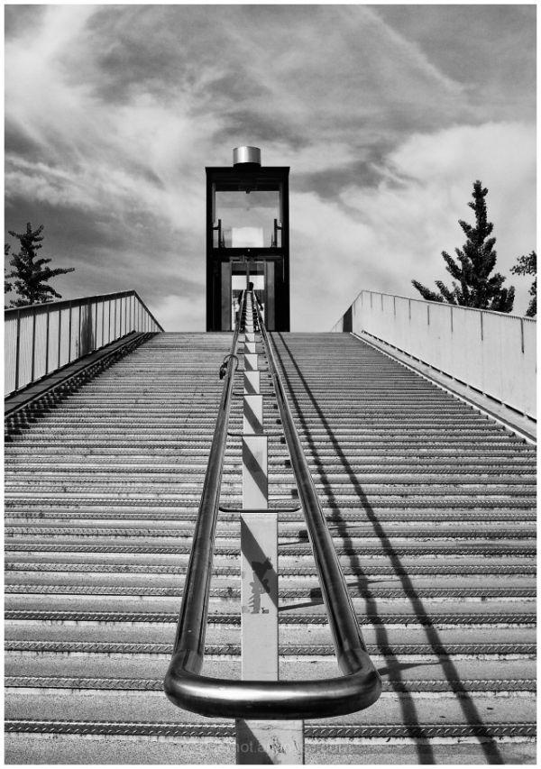 Pedestrian bridge Maastricht
