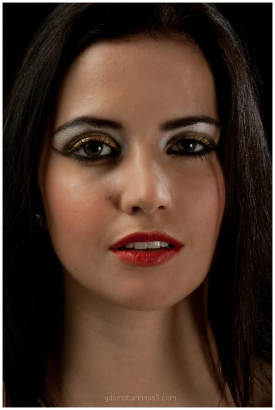 portrait of Eline