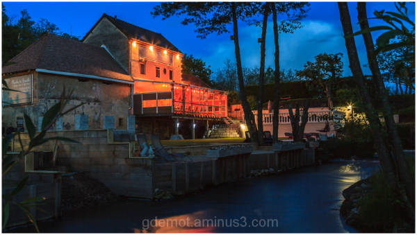 Moulin de Broaille