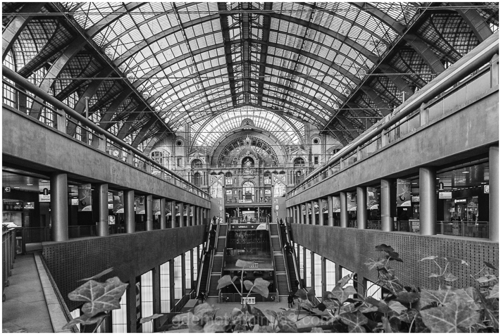Central Station Antwerp