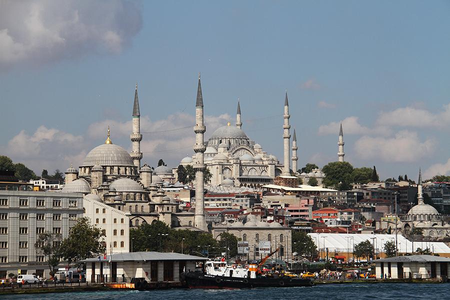 مسجد سلطان احمد-استانبول