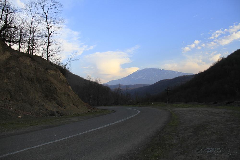 Mount Dorfak