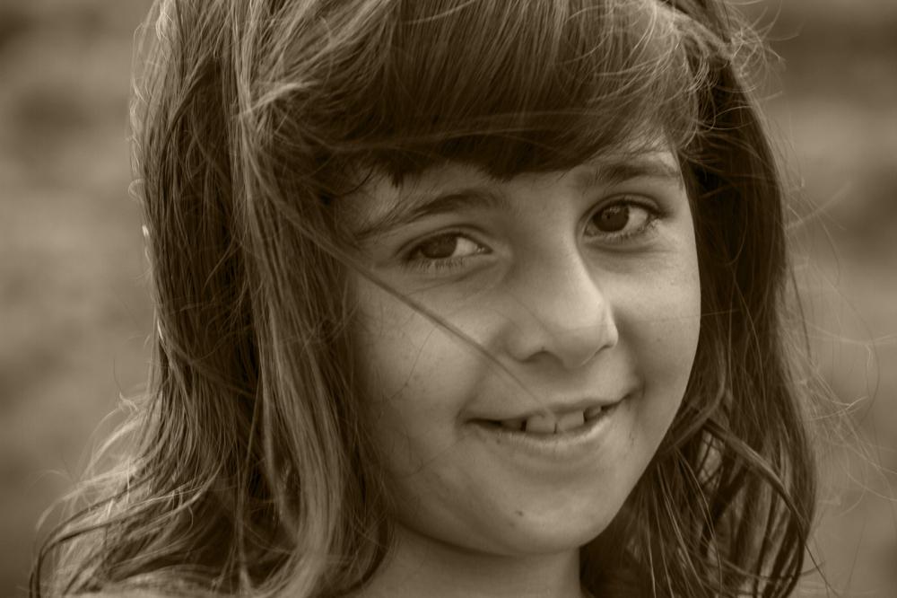 دختری از ارتفاعات گیلان
