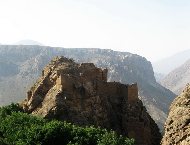 castle of Angel قلعه فرشته