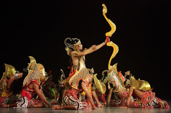 Indonesia Cultural Dance