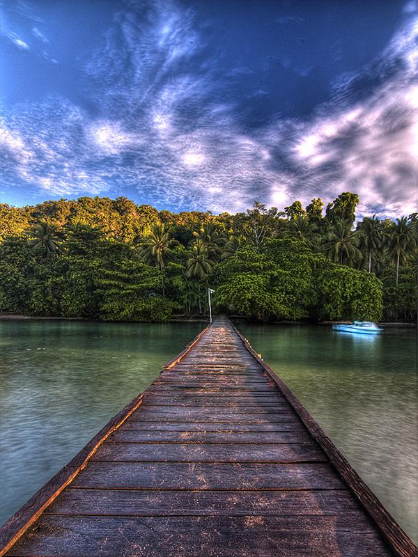 Raja Ampat, the beautiful of Indonesia