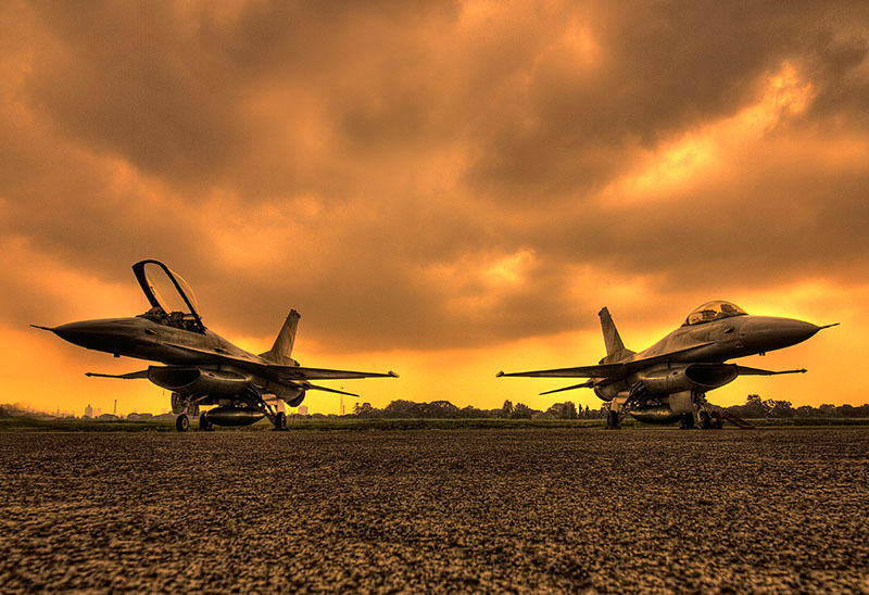 Indonesian Air Force (TNI-AU) 66th Anniversary