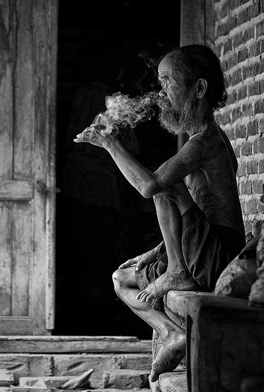 Village Idiot, Ponorogo, East Java, Indonesia