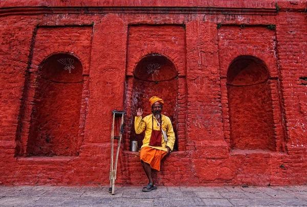 Pashupatinath Temple, Nepal, Bagmati River