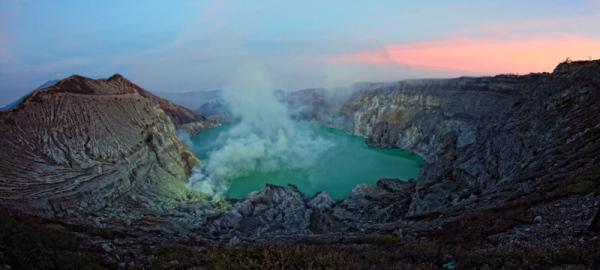 Ijen Crater, Banyuwangi, East Java, Indonesia