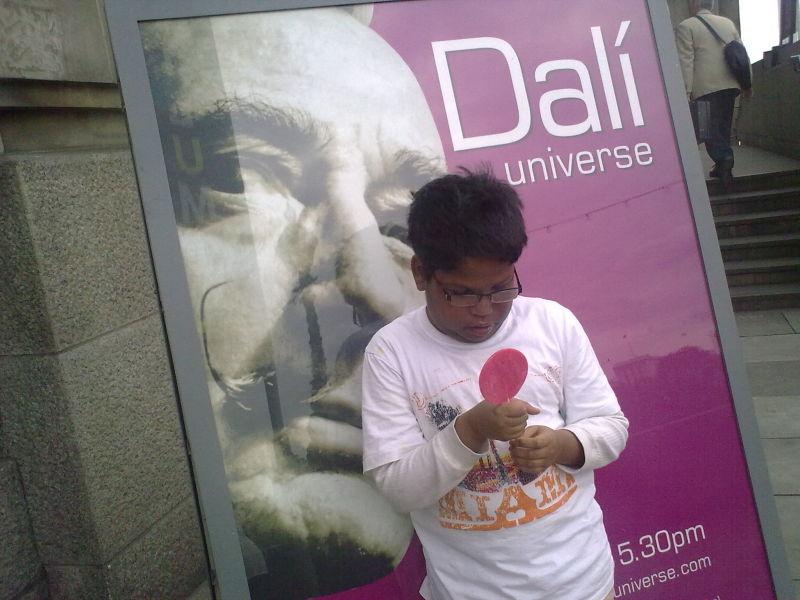 Dali and Vinayak