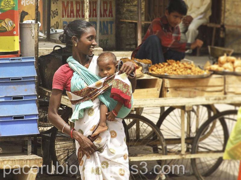 Sonrisas desde India