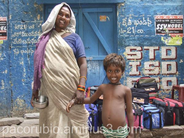 Sonrisas desde India 6