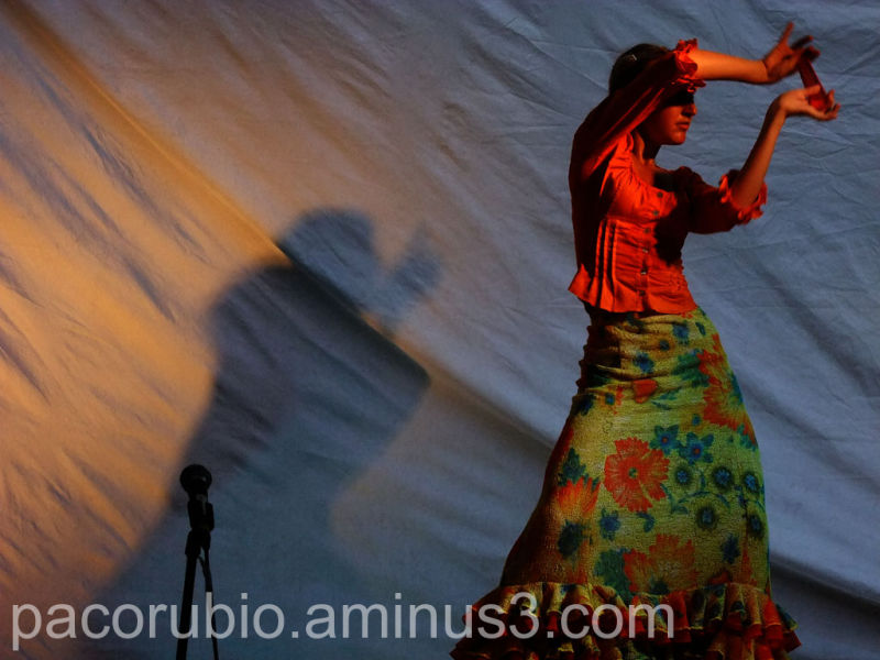 Bailando con mi sombra