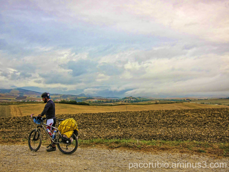 El camino sobre dos ruedas