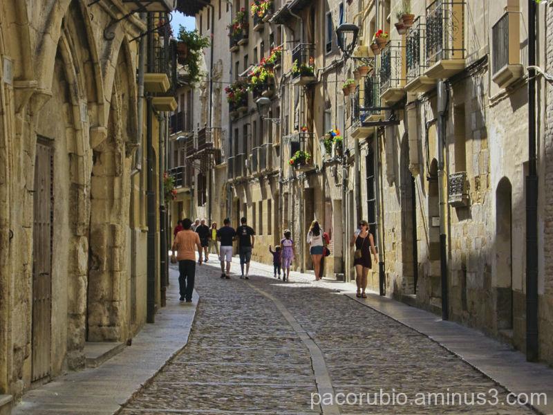 Las calles de Estella