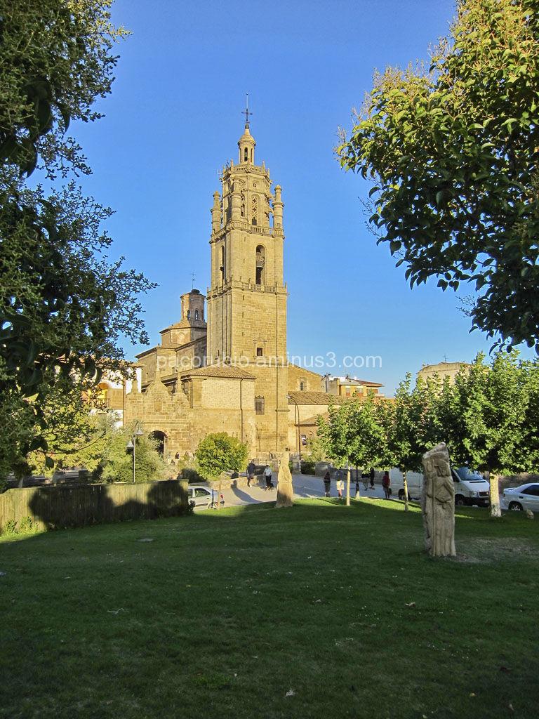 Iglesia de Santa María de los Arcos