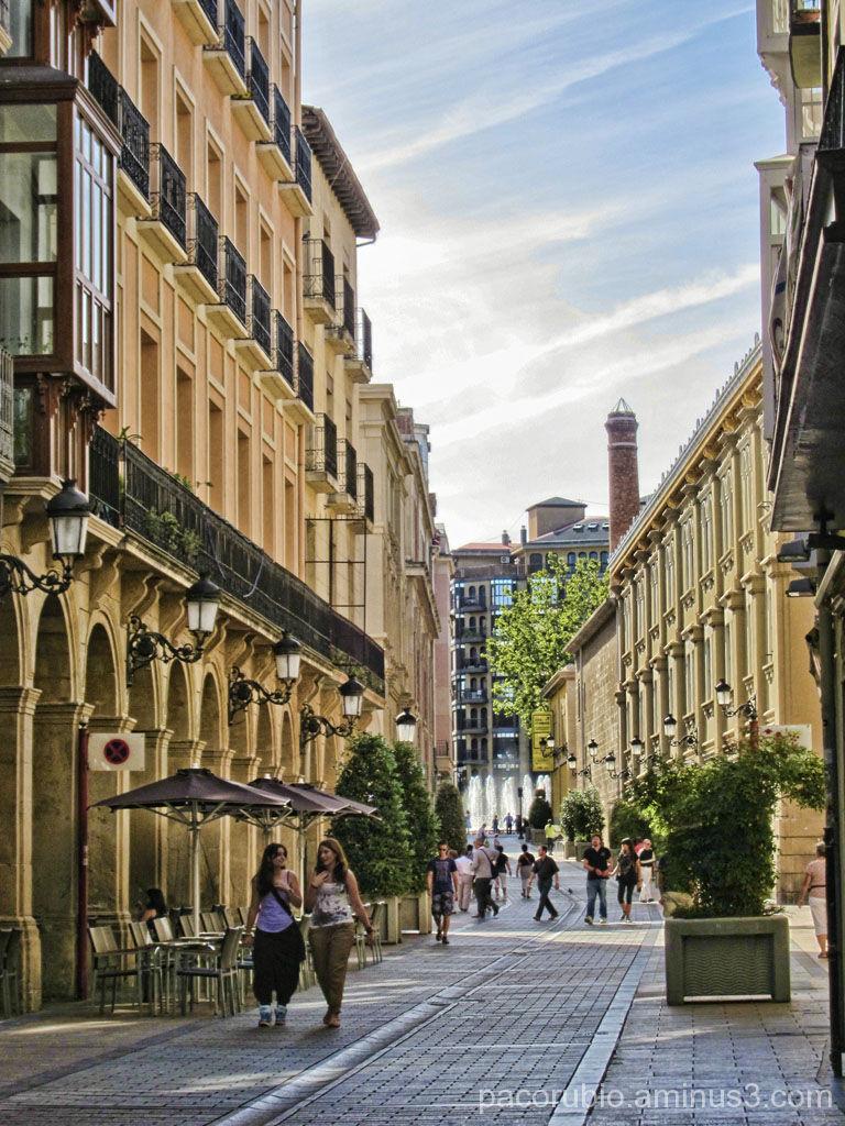 Las calles de Logroño