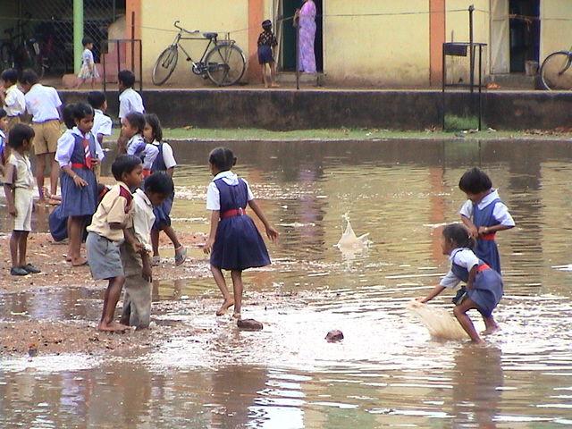 Water Sport  in School