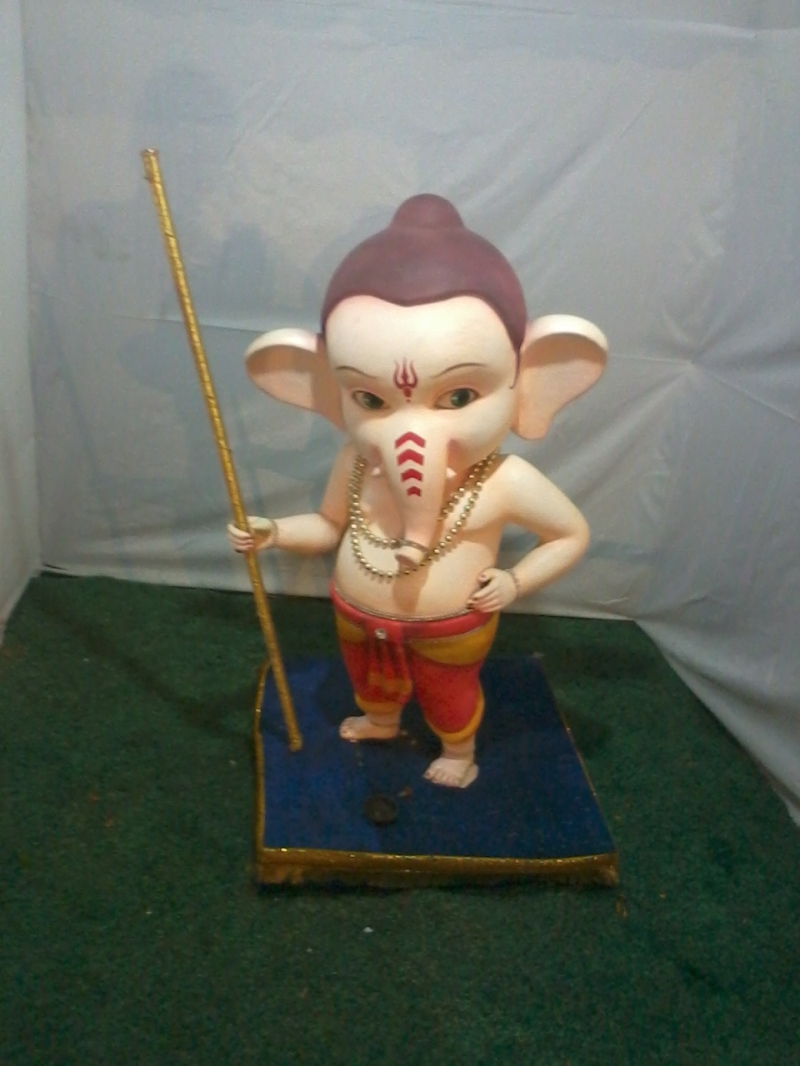 A New Look Of Lord Ganesh (GOD)