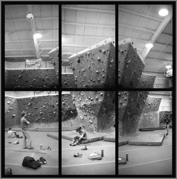 Indoor Boulder