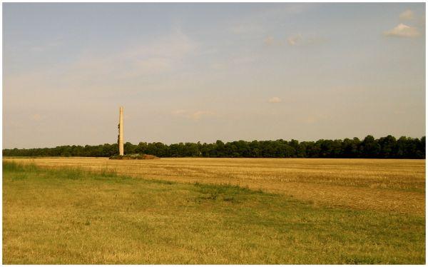 Boiler Stack - Jerome, Arkansas