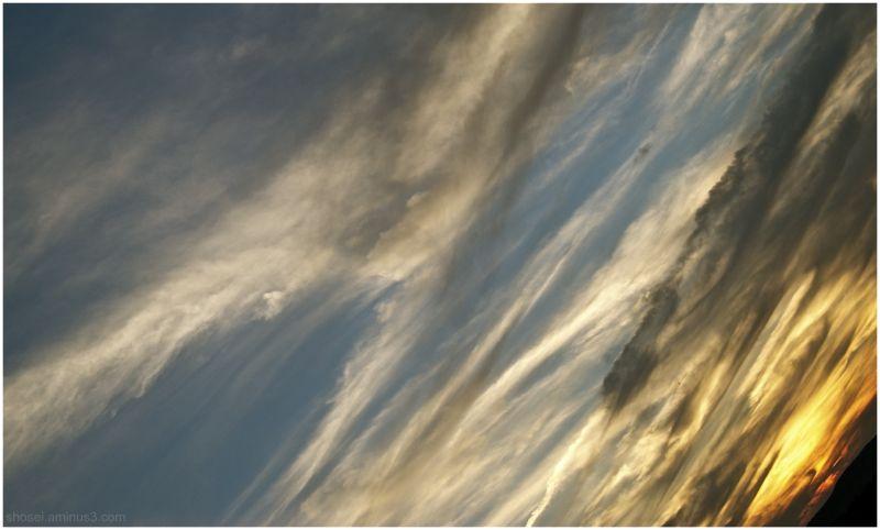 Sunset Series (3) - Vanish to the Sun