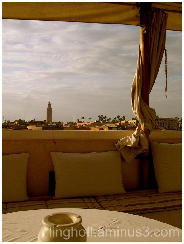 sunrise morocco marocko minaret