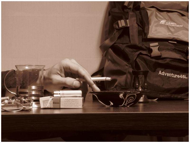 Cigarett & Tea