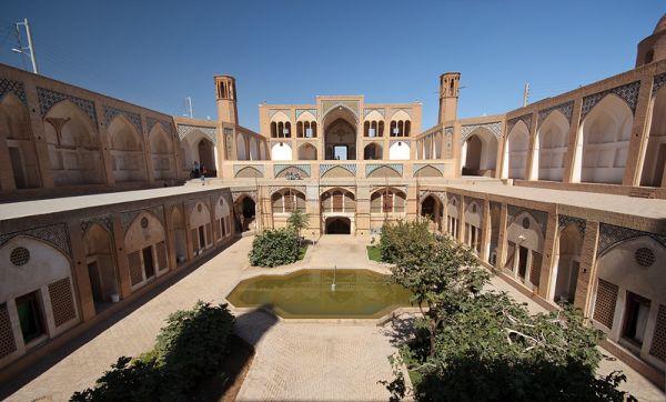 Kashan (Agha Bozorg Mosque)