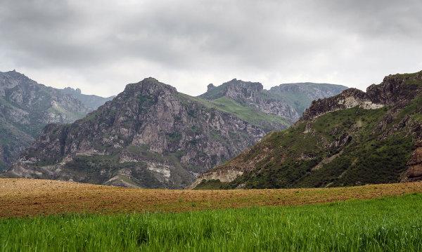 منطقه کوهستانی دیمولا
