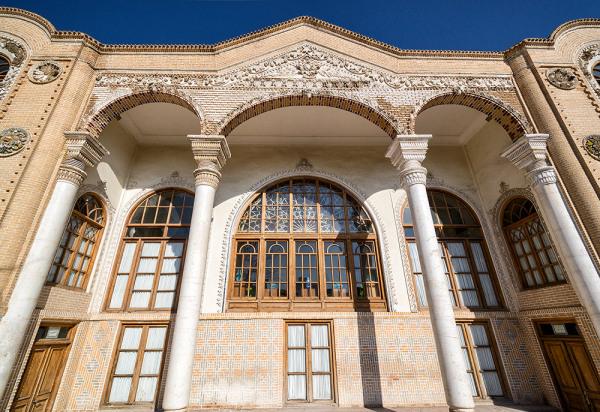 Tabriz. Pottery Museum