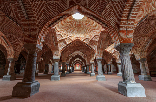 تبریز. مسجد حجت الاسلام