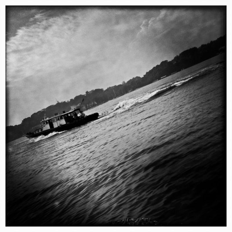 that sunday boat ride