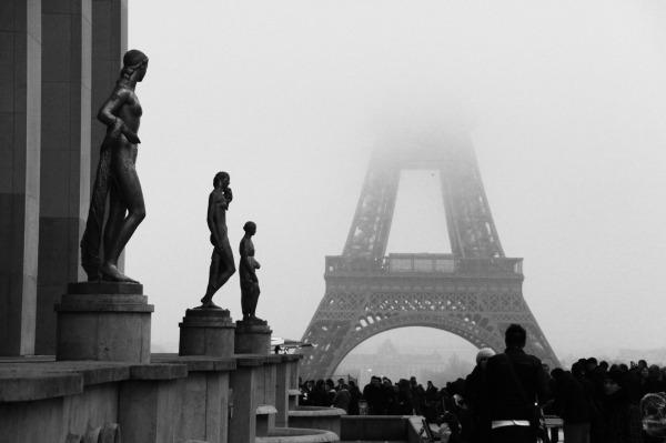 Paris in mist-20