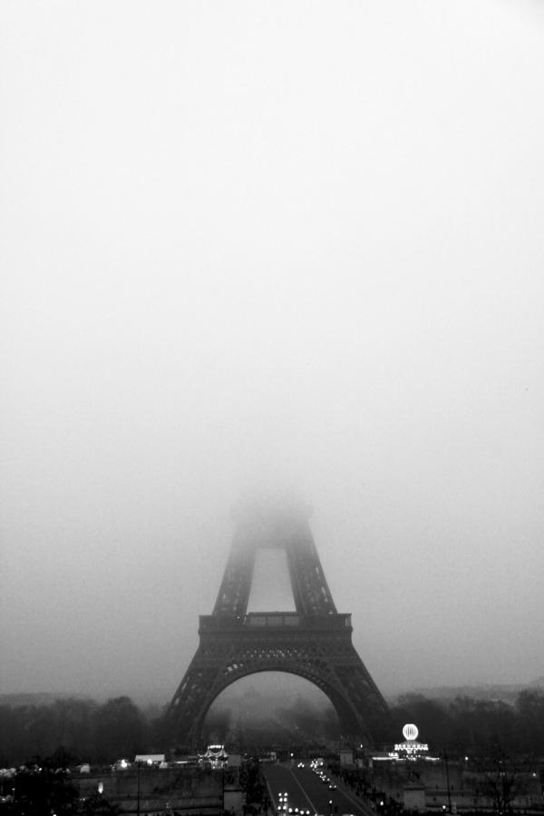 Paris in mist-21