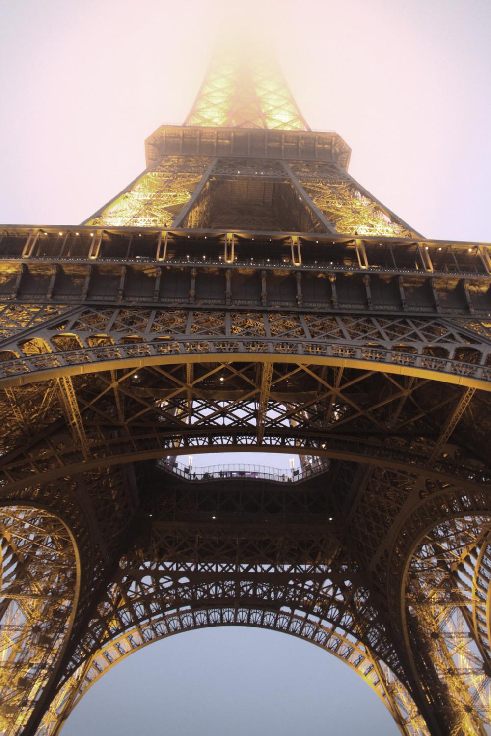 Paris in mist-22