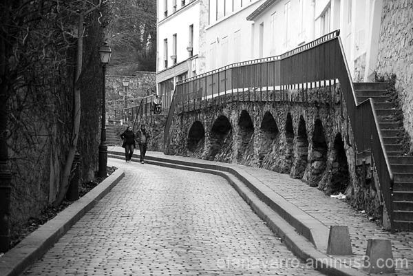 Rue Saint Vincent