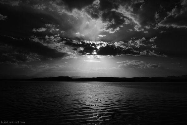 غروب سیاه * Sunset Black