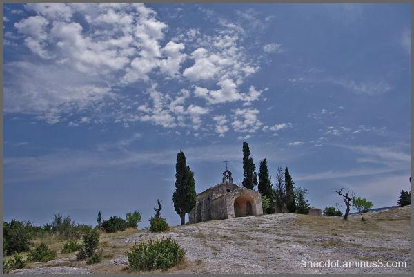 La-bas en Provence ... (Eygalières, France)