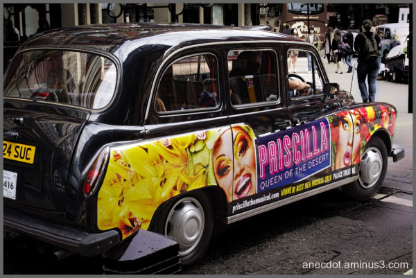 Londres (6) ... hep taxi ! (1)