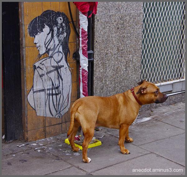 Londres (15) ... street art ?