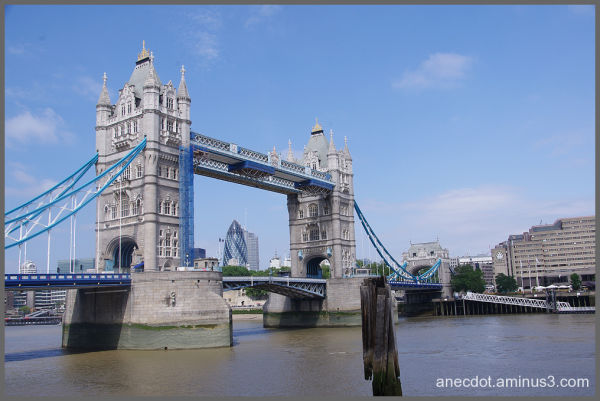 Londres (26) ... Tower Bridge