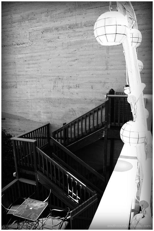 Stairs Lanterns