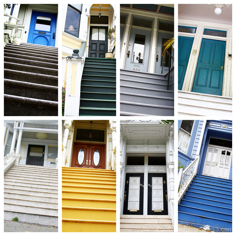 Haight Ashbury Doors