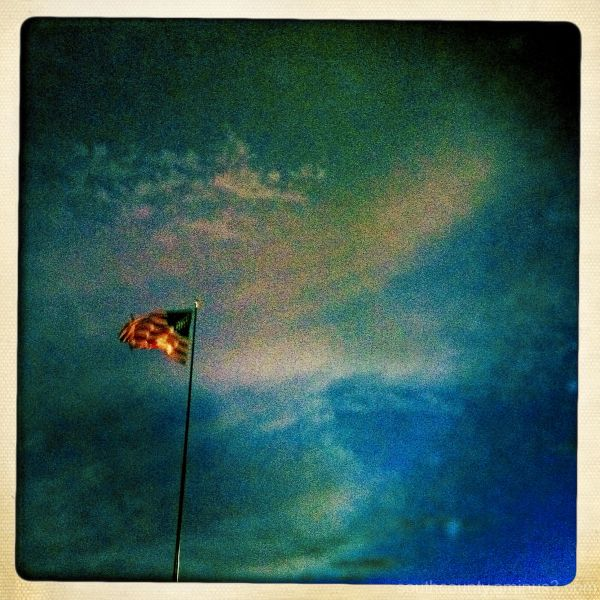 Late Night Flag