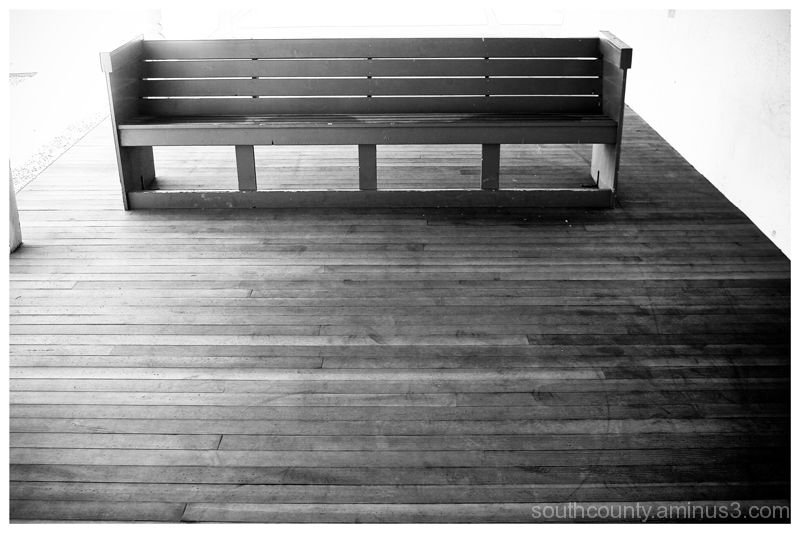 My Favorite Bench