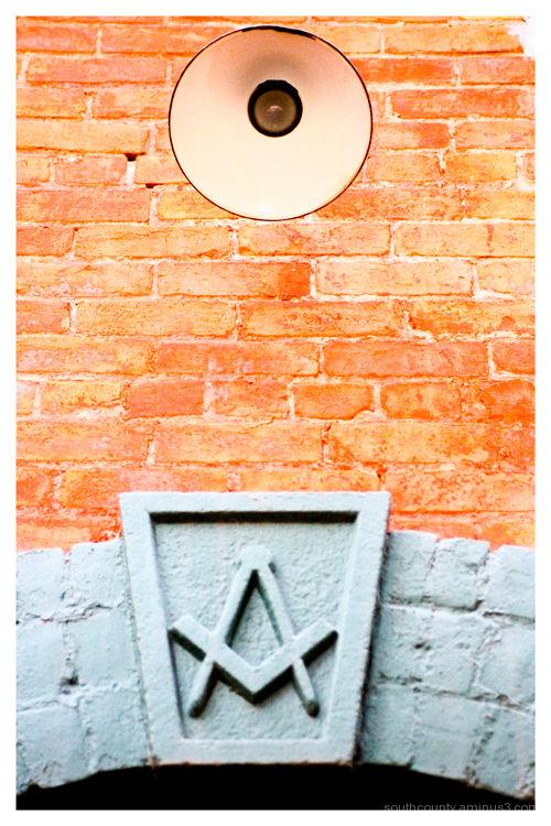 Masonic Lamp